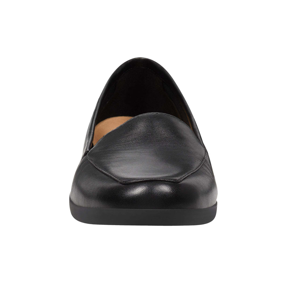 Easy Spirit Women's Devitt Flats in Black Flats Easy Spirit