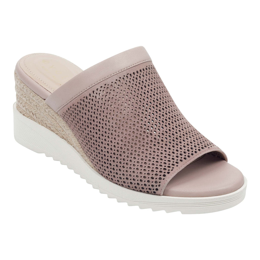 Evolve Women's Zooey in Pink Sandals EVOLVE