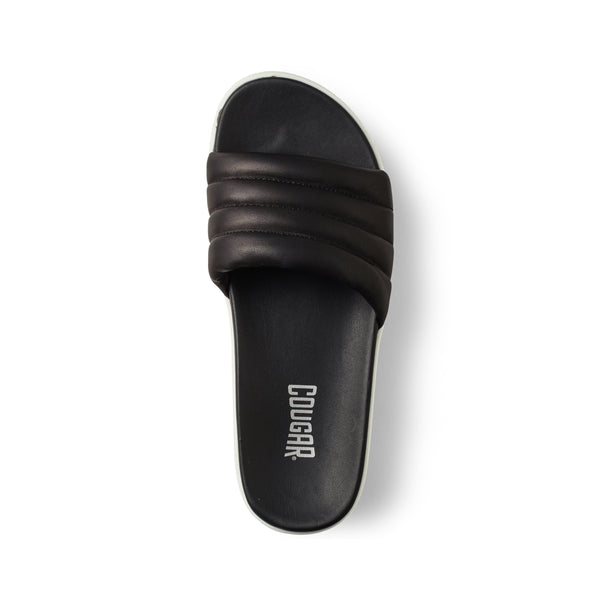 Cougar Women's Prato Slide in Black