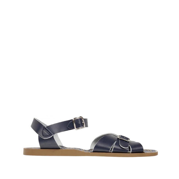Salt Water Women's Classic in Navy Blue Sandals SALT WATERS 10