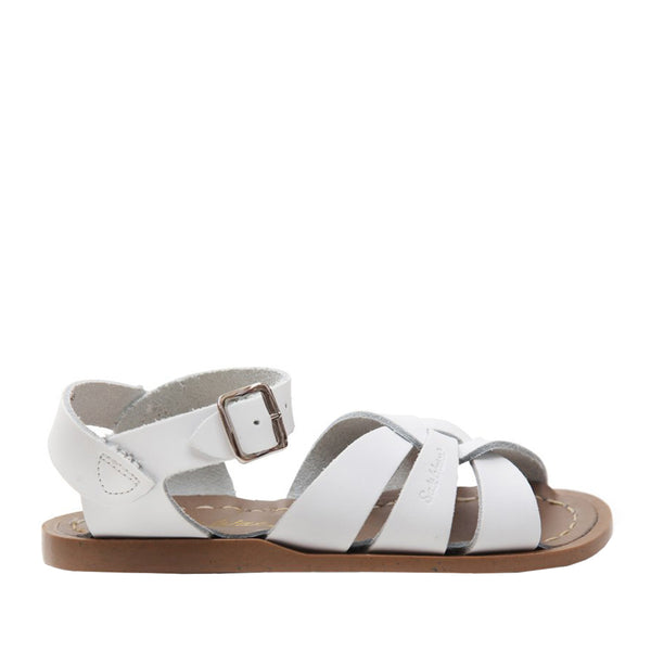 Salt Water Women's Original Sandal in White Sandals SALT WATERS 8