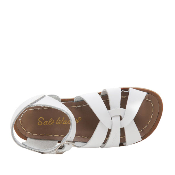 Salt Water Women's Original Sandal in White Sandals SALT WATERS