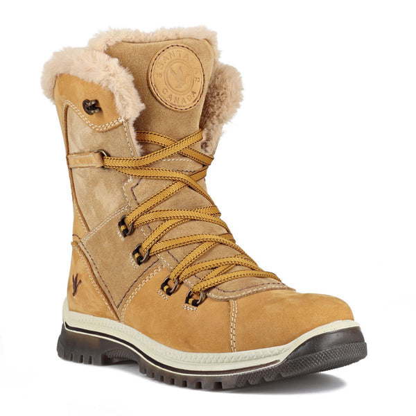 Santana Canada Women's Majesta2 Winter Boots in Wheat Winter Boots Santana Canada