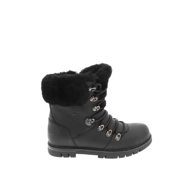 Royal Canadian Women's Stratford in Black Lager Winter Boots Royal Canadian 8