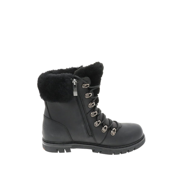 Royal Canadian Women's Stratford in Black Lager Winter Boots Royal Canadian