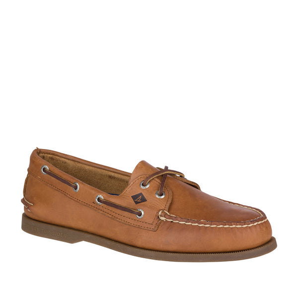 Sperry Men's Authentic Original Boat Shoe in Nutmeg