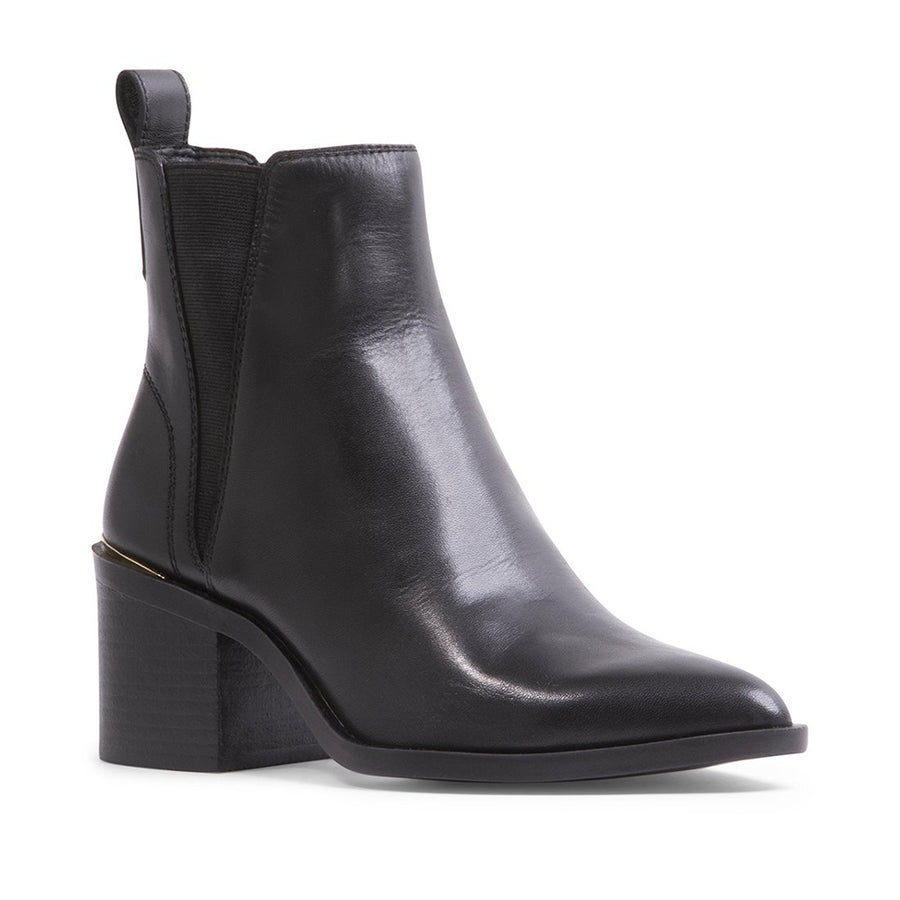 Steve Madden Women's Audience-R in Black Boots STEVE MADDEN