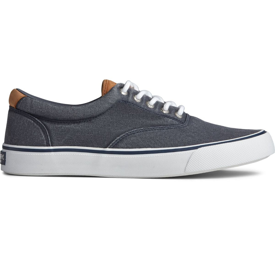 Sperry Men's Striper Ii Cvo in Sw Navy Men's Sneakers Sperry 7