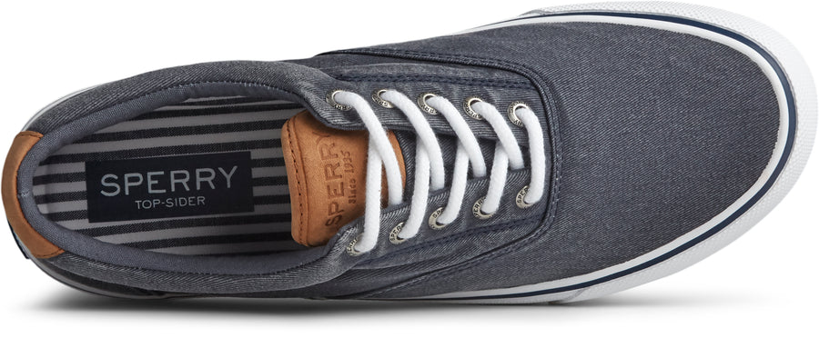 Sperry Men's Striper Ii Cvo in Sw Navy Men's Sneakers Sperry