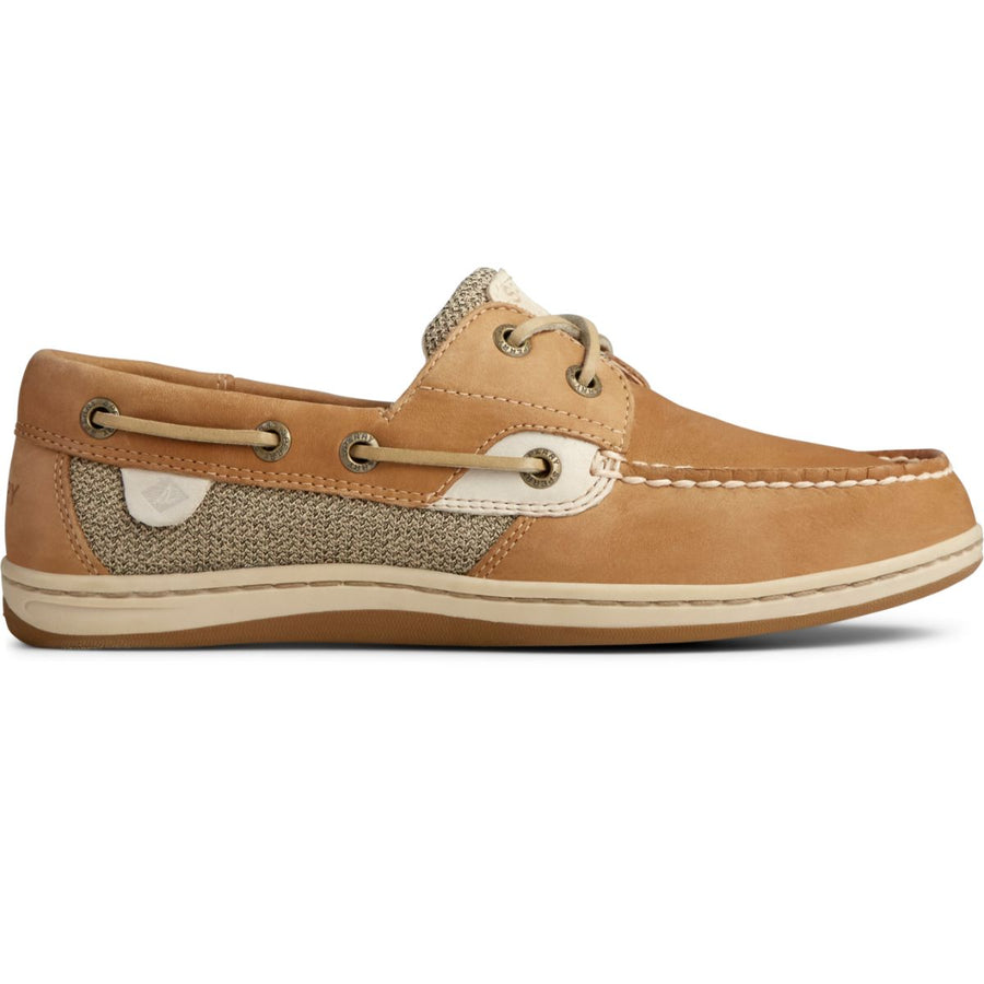 Sperry Women's Koifish in Linen/Oat Sneakers Sperry 7