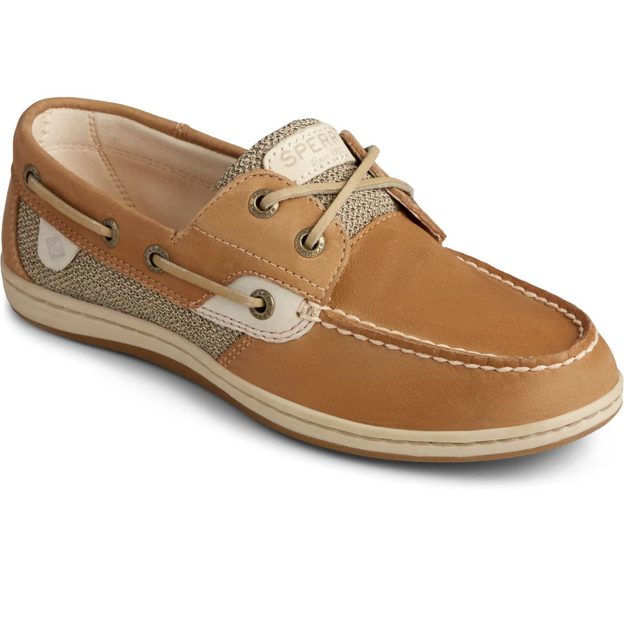 Sperry Women's Koifish in Linen/Oat Sneakers Sperry