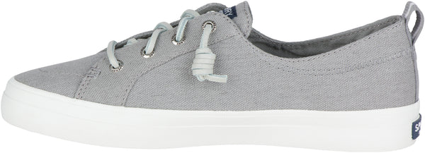 Sperry Women's Crest Vibe Sneakers in Grey Sneakers Sperry