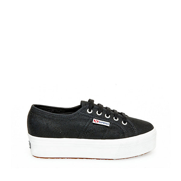 Superga Women's Acotw in Black