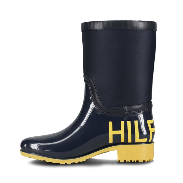 Tommy Women's Desi in Navy Rain Boots TOMMY WOMEN