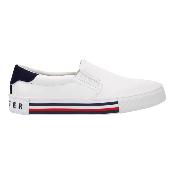 Tommy Women's Hanks3 in White Sneakers TOMMY WOMEN 6