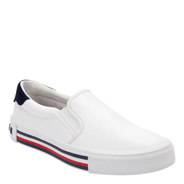 Tommy Women's Hanks3 in White Sneakers TOMMY WOMEN
