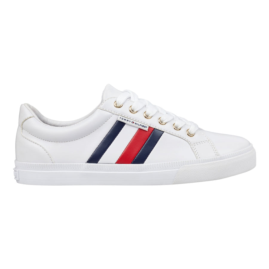 Tommy Women's Lightz in White Sneakers TOMMY WOMEN 9.5