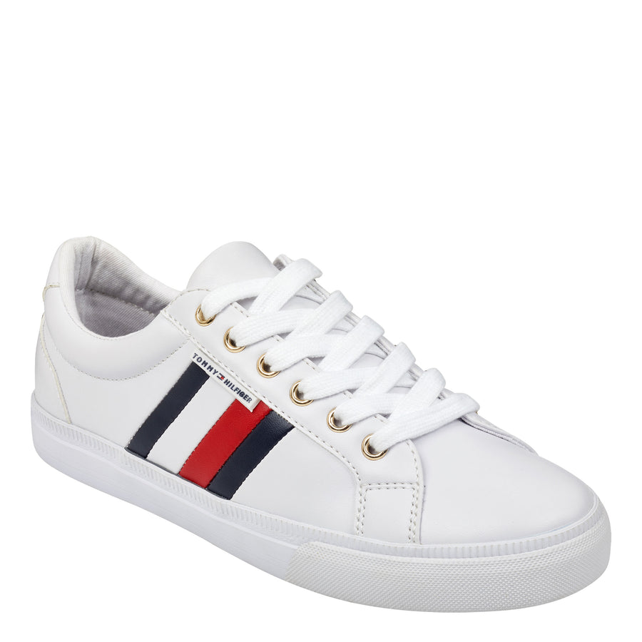 Tommy Women's Lightz in White Sneakers TOMMY WOMEN