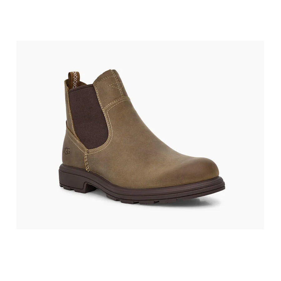UGG Men's Biltmore Chelsea in Military Sand Men's Waterproof Boots UGG