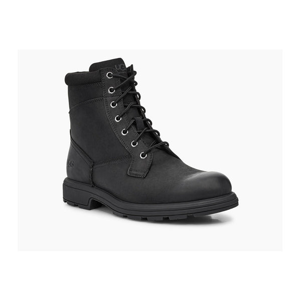 UGG Men's Biltmore Workboot in Black Boots UGG