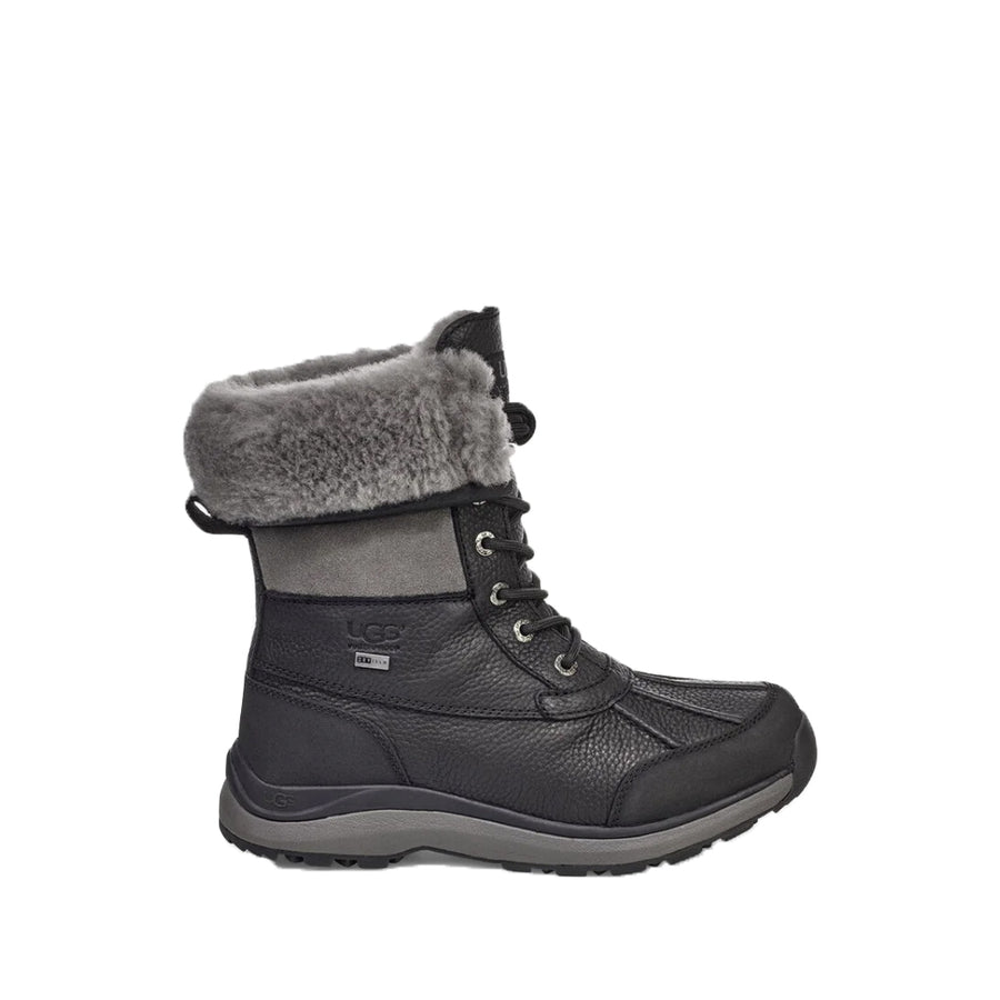 Ugg Women's Adirondack Boot Iii in Black Winter Boots UGG 6