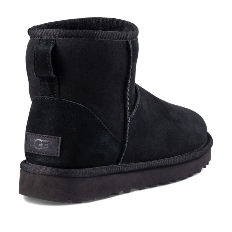 UGG Women's Classic ll Mini Boot in Black Winter Boots UGG