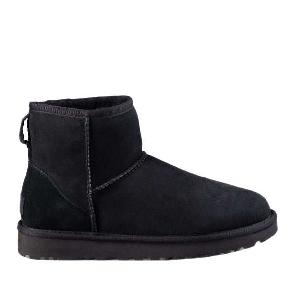 UGG Women's Classic ll Mini Boot in Black Winter Boots UGG 6