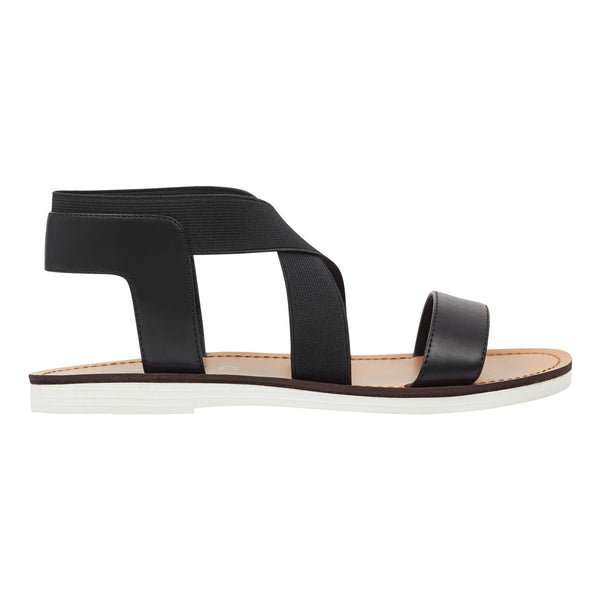Unisa Women's Anah in Black Sandals Unisa 6
