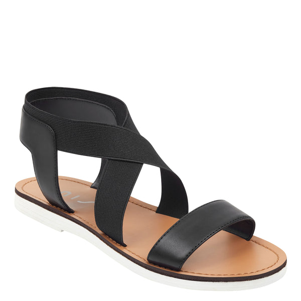 Unisa Women's Anah in Black Sandals Unisa