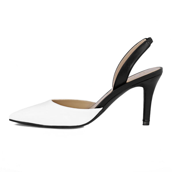 Unisa Women's Yumaz in White Heels Unisa