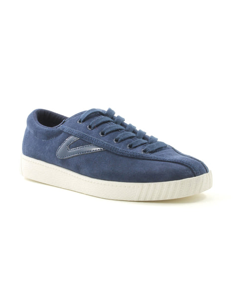 Tretorn Women's Nylite 2 Shoe in Dark Blue