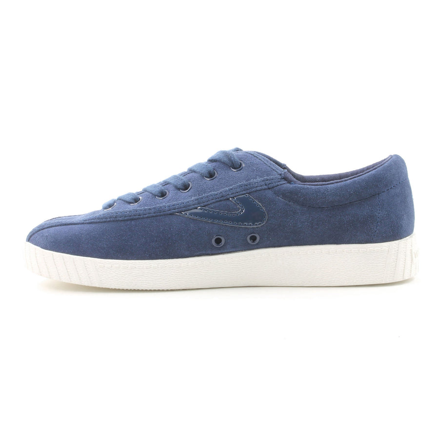 Tretorn Women's Nylite 2 Shoe in Dark Blue Sneakers Tretorn