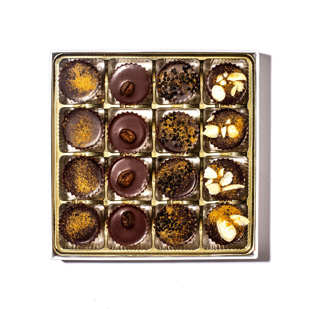 Refined Sugar Free Collection - Gift Box of 16