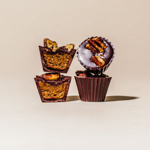 Maple Pecan Butter Cups - Gift Box of 25