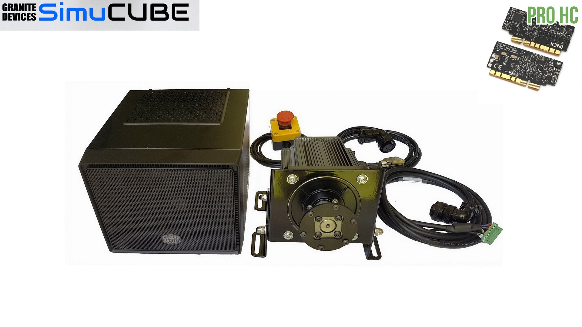 SimuCUBE OSW from SimRacingBay