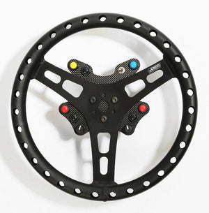 Oval/GT Steering Wheel