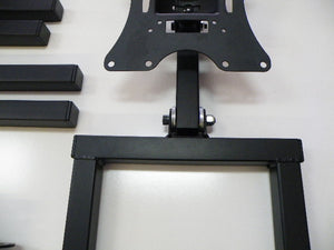 Large Format Triple Monitor Stand 40-42""