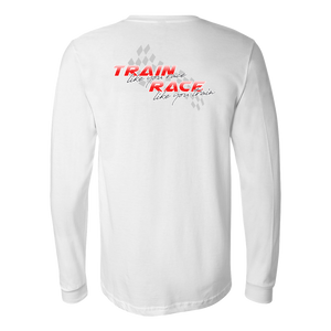 Train Like You Race Long-Sleeve T-Shirt
