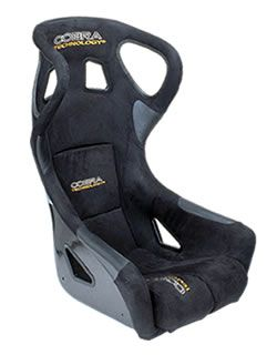 Carbon Fiber Evolution Pro Seat