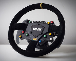 FTS-F-GT2 Wheel Carbon Fiber