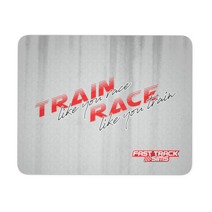 Train Like You Race Mousepad