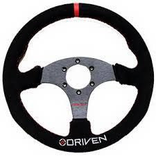 Driven Circuit Steering Wheel