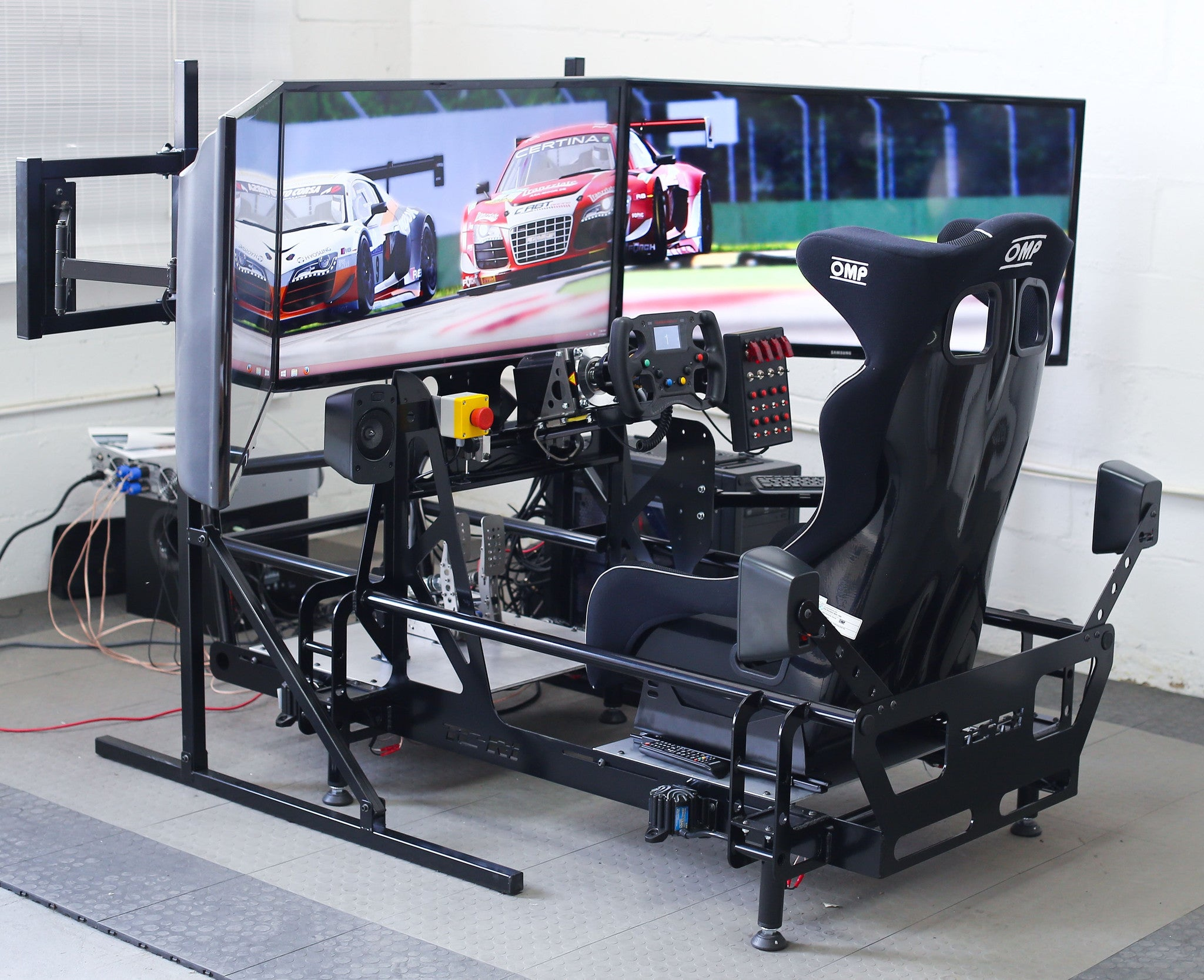 Turn Key Iracing Simulator Packages