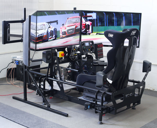 iRacing Simulator Packages