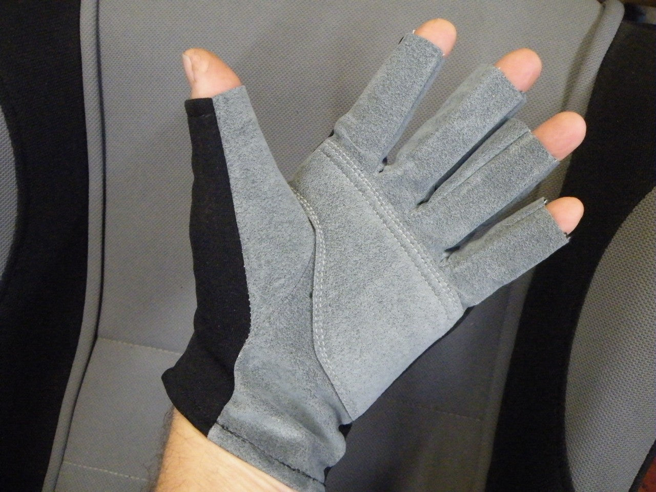 Fast Track Sims Fingerless Gloves
