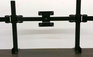 Overslung Triple Monitor Mount