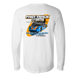Blurring The Line Long Sleeve T