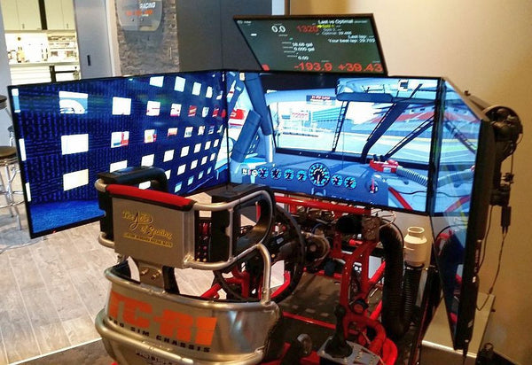Turn Key D-Box TC-R1 Racing Simulator