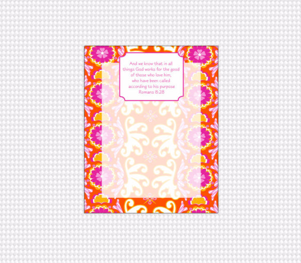 Christian Note Pad