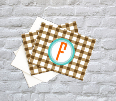 Southern Folded Notecards